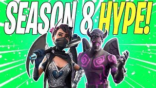 NEW LOVE STORM EVENT IS HERE! STW Season 8 Patch Notes | Fortnite Save The World News