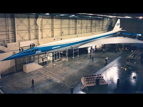 First American Supersonic Plane - Boeing 2707  - Documentary