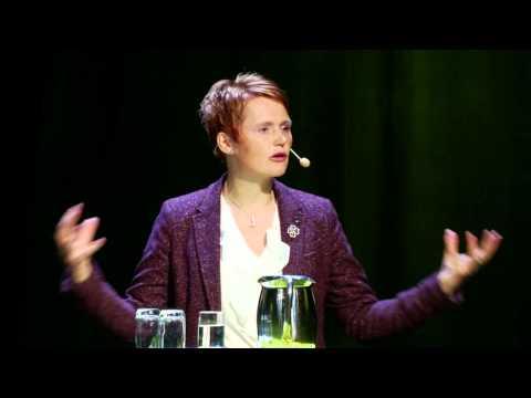 Anna-Karin Hatt - Tillväxt och innovation - Miljön och jobben