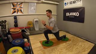 ISO Acceleration Lunge | Neuro Explosion