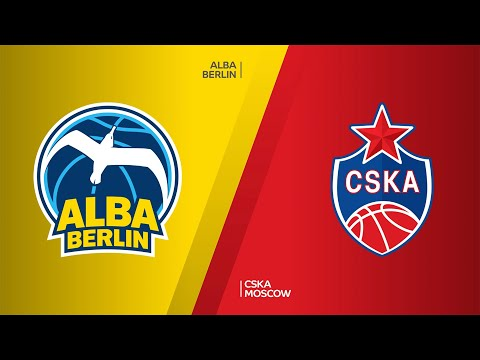 ALBA Berlin - CSKA Moscow Highlights | Turkish Airlines EuroLeague, RS Round 22