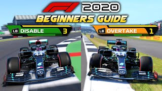 F1 2020 Game: Beginners Guide to Getting Faster (Tips & Tricks)