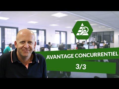 Avantage concurrentiel (III) - Marketing - digiSchool