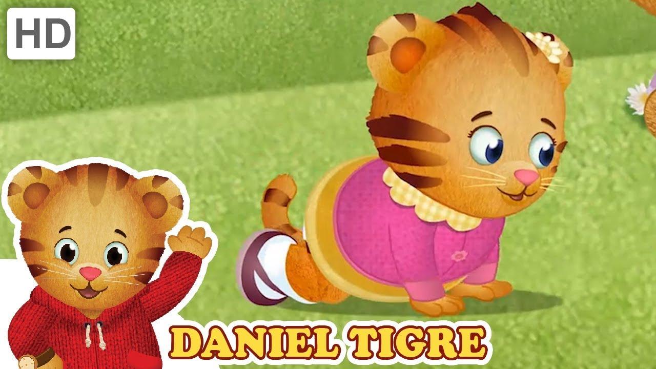 Daniel Tigre Em Portugues Uma Aventura Na Natureza Videos