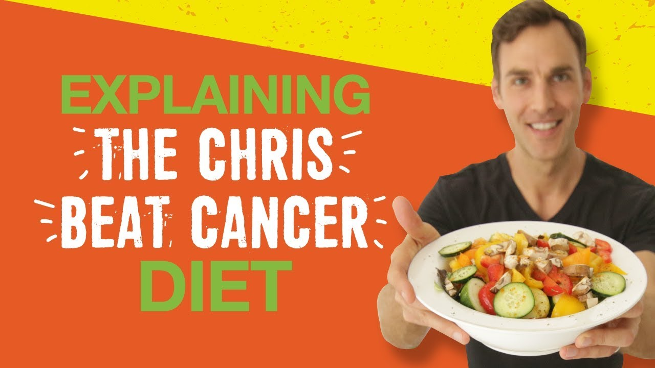 Chris Wark explains the Chris Beat Cancer Diet - YouTube