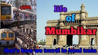 Vlog!! Life of a  mumbaikar!! That