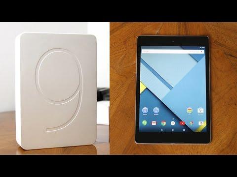 Unboxing: Google Nexus 9 (Deutsch) | SwagTab