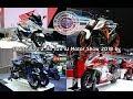 Toutes les motos du 39th BANGKOK INTERNATIONAL MOTOR SHOW