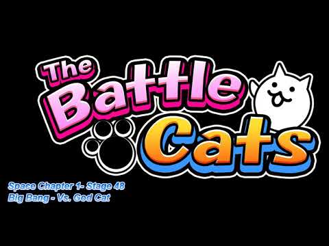 The Battle Cats OST - Stage 48: BigBang
