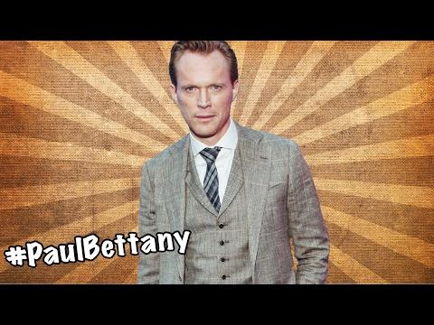 PAUL BETTANY /// BEST VINES