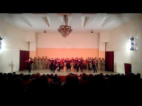 #1 Государственный ансамбль песни и танца Армении им. Алтуняна - мужчины