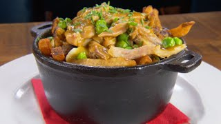 Chicken Dinner Poutine with John Catucci