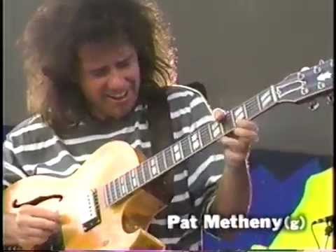 Pat Metheny Group '92 - Minuano(6/8)~Third Wind