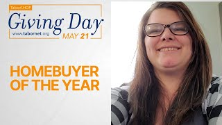 Homebuyer of the Year | Tabor/LHOP Giving Day!