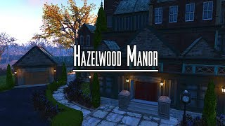 Fallout 4 - Hazelwood Manor - Xbox, PS4, & PC Mansion Home Mod
