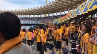 2017年10月8日 川崎フロンターレVSベガルタ仙台 YBCルヴァンカップ 第2...