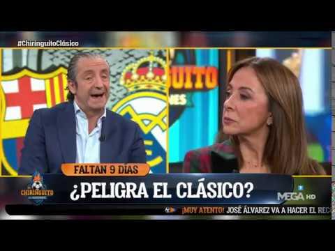 La REFLEXIÓN de PEDREROL sobre el CLÁSICO y la situación en CATALUNYA