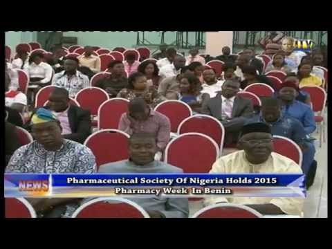 PSN holds 2015 Pharmacy Week in Benin