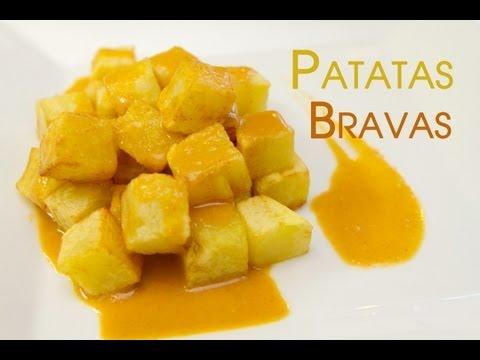 Las Autenticas Patatas Bravas