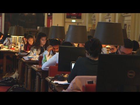 Étudiants étrangers : Le Choix De La France