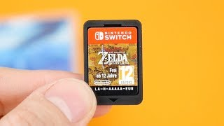Купил Nintendo Switch