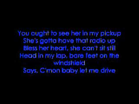 She's my kind of crazy - Brantley Gilbert