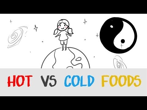 What are Yin and Yang Foods?
