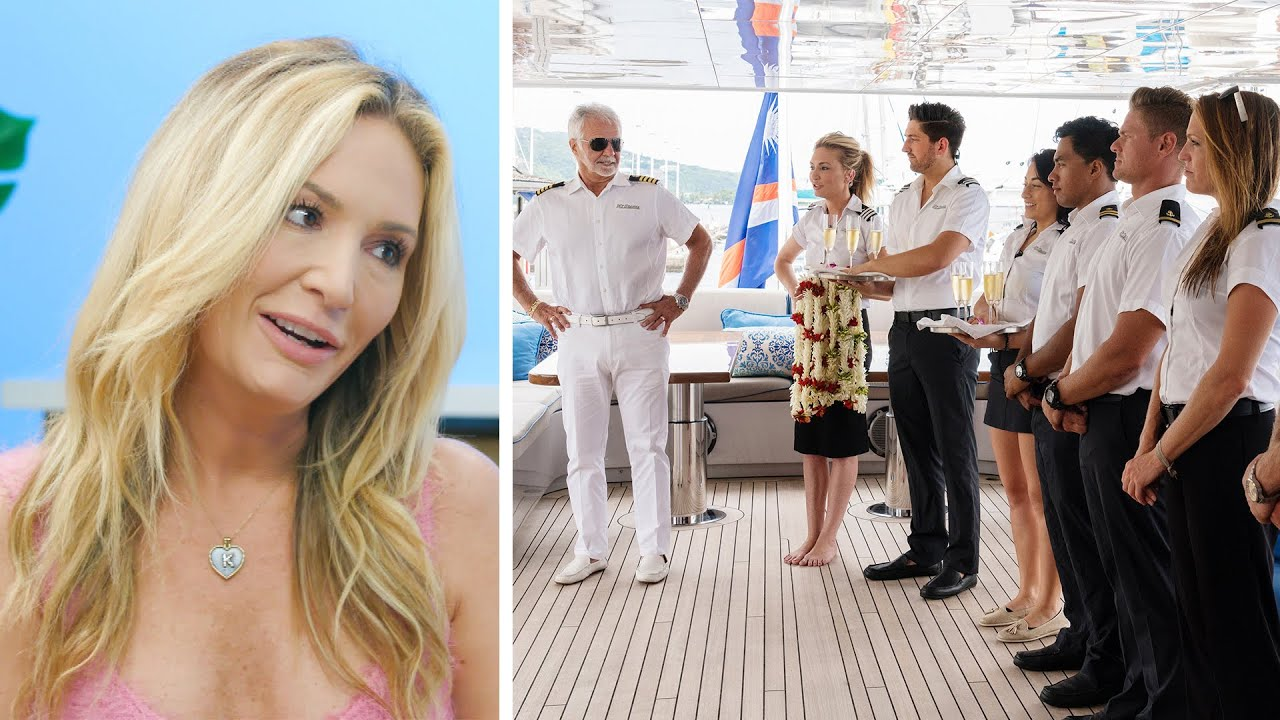 Download Below Deck's Kate Chastain Explains How Yacht Tips Actually Work (Exclusive)
