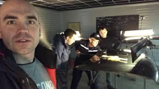 Удаление вмятин без покраски в Архангельске. Обучение ремонту вмятин PDR в Архангельске