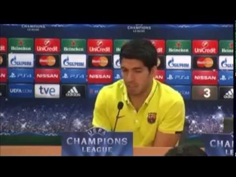 Luis Suarez reveals he still watches Liverpool on television