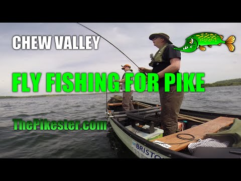 Chew Valley Fly Fishing For Pike (1)