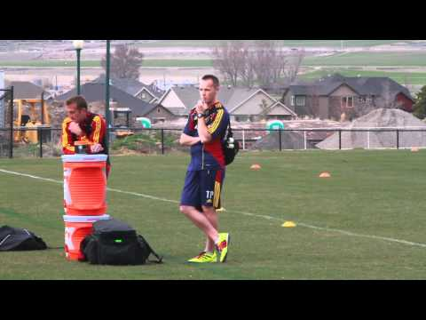 Soccer Jobs: Athletic Trainer