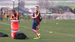 Soccer Jobs: Athletic Trainer Video