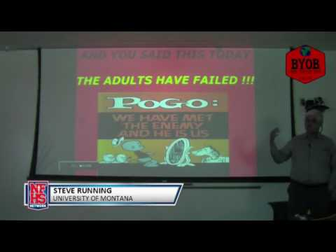 BYOB: The Problem - Running Through the Science of Climate Change with Steven Running