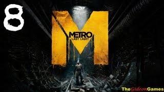 Прохождение Metro: Last Light (Метро 2033: Луч надежды) [HD|PC] - Часть 8 (И снова побег)
