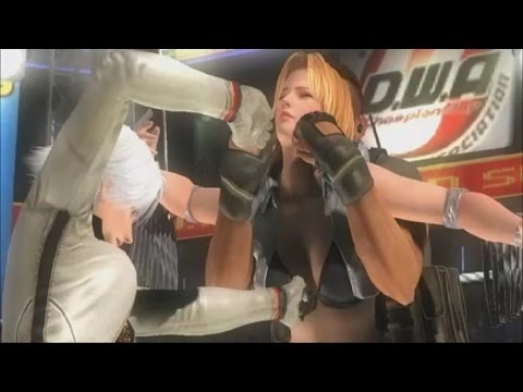 Dead or Alive 5: Last Round - All Character Tag Throws