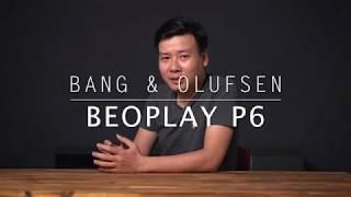 Loa bluetooth Di Động B&O Beoplay P6 - Siêu phẩm đến từ Đan Mạch