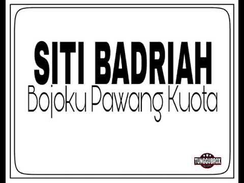 Bojoku Pawang Kuota | Siti Badriah & Mahesa Ofki (ft Temon)