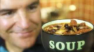Beer & Black Bean Soup: Heavy On Taste, Easy On Effort | Totally Sacha