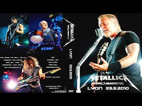 Metallica - Live at Halle Tony Garnier, Lyon, France (2010) [With LM-SBD Audio]