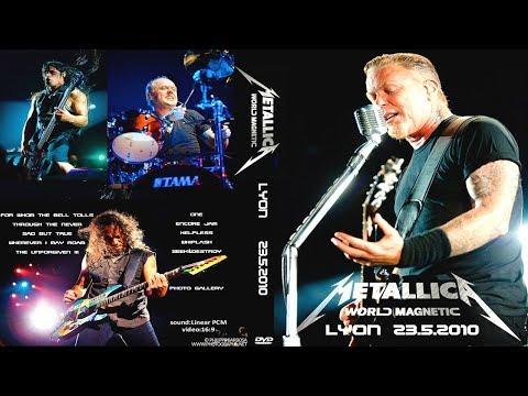 Metallica - Live at Halle Tony Garnier, Lyon, France (2010) [LM-SBD Audio]