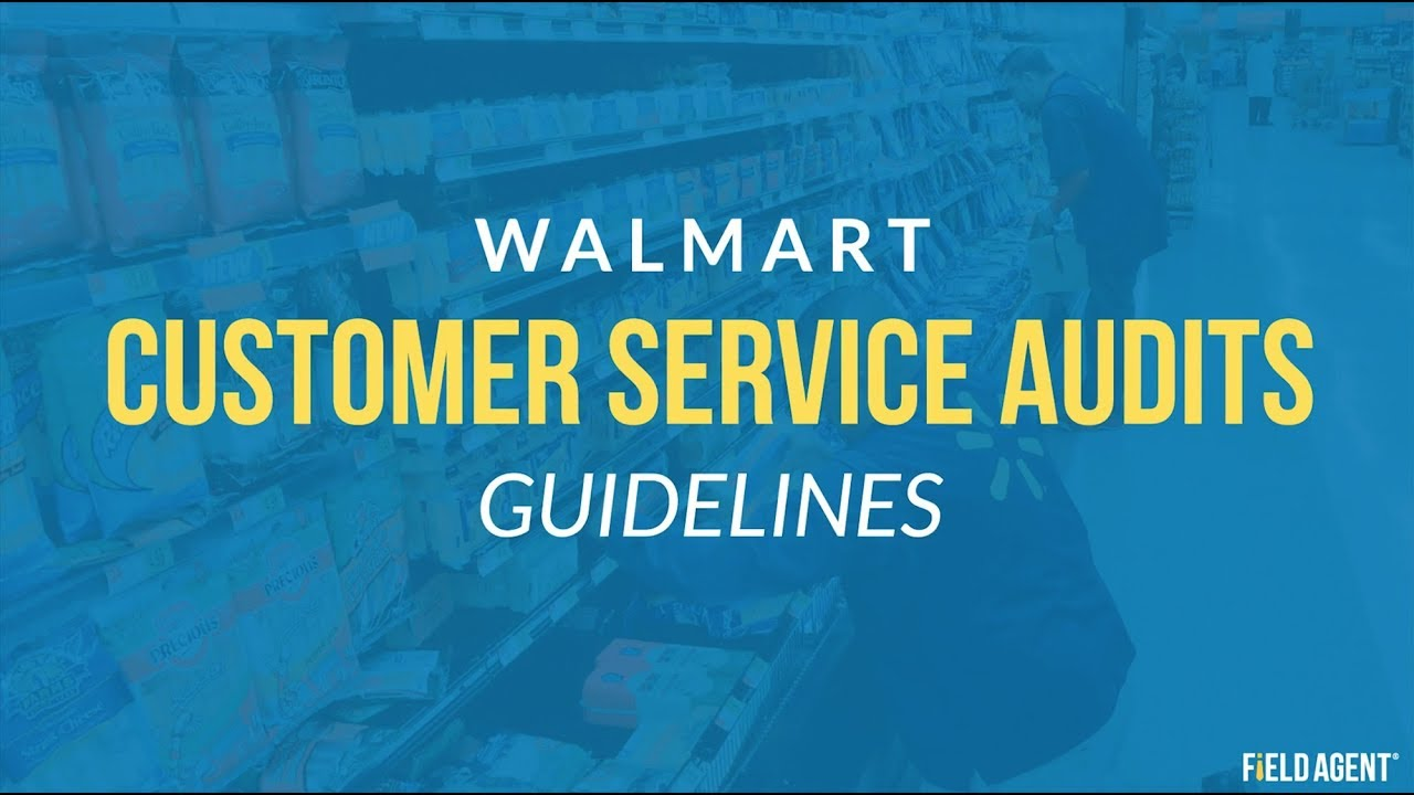 VIDEO] Walmart Customer Service Guidelines – Support