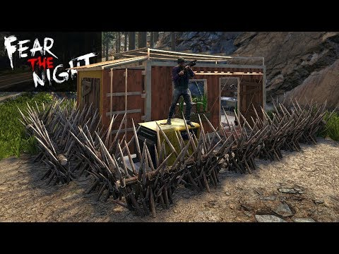 MAKESHIFT SHOTGUN & NEW SHELTER   Fear the Night   Let's Play Gameplay   S01E06