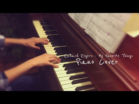 richard-rodgers---my-favorite-things-(piano-cover)