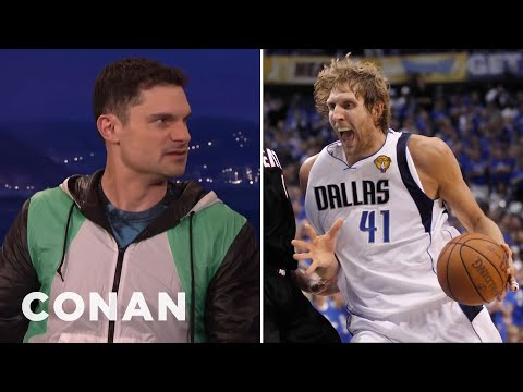 Flula Borg's Take On American Sports  - CONAN on TBS