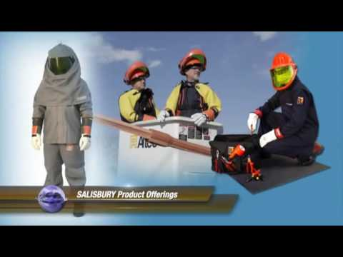 Salisbury By Honeywell - Arc Flash Safety | Honeywell Safety