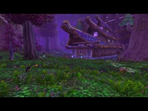 Teldrassil - Original Wow Music