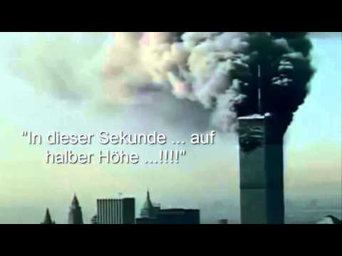 ✈ 9/11 - Claus Kleber berichtete live über Explosion in brennendem World Trade Center-Turm