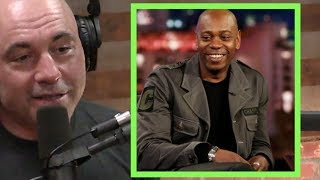 Joe Rogan - Dave Chappelle Has Mastered Comedy!!