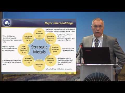 SMI (22/03/16): Douglas Eaton - Strategic Metals LTD.